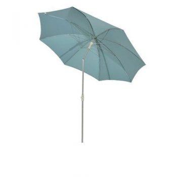 Max & Luuk - Katie ∅200 parasol - aqua de mar | Bogarden Buitenmeubilair