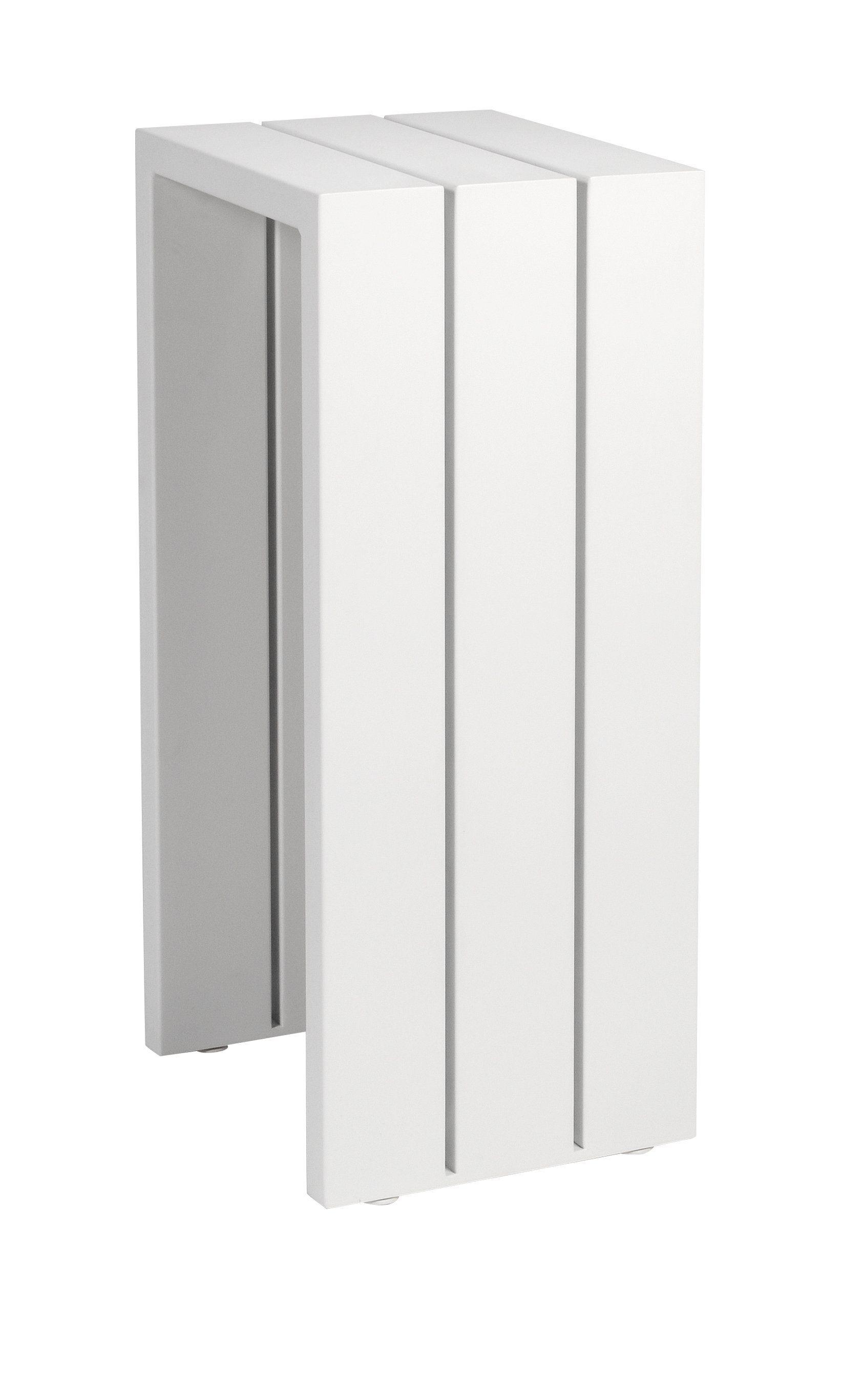 borek samos hoge bijzettafel high side table aluminium