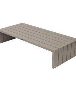 borek everglades lage tafel aluminium