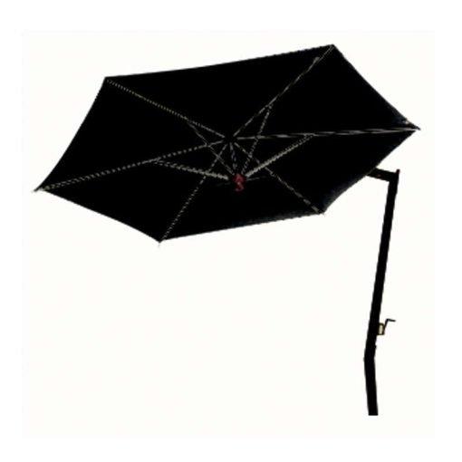 borek parasols ischia zweefparasol sunbrella