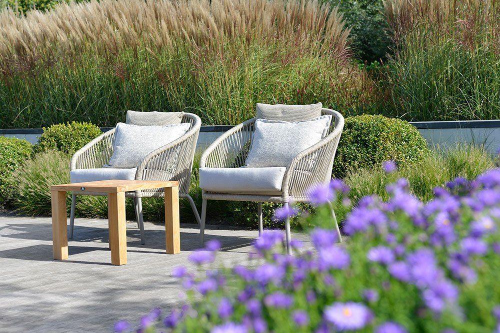 borek colette lounge stoel rope