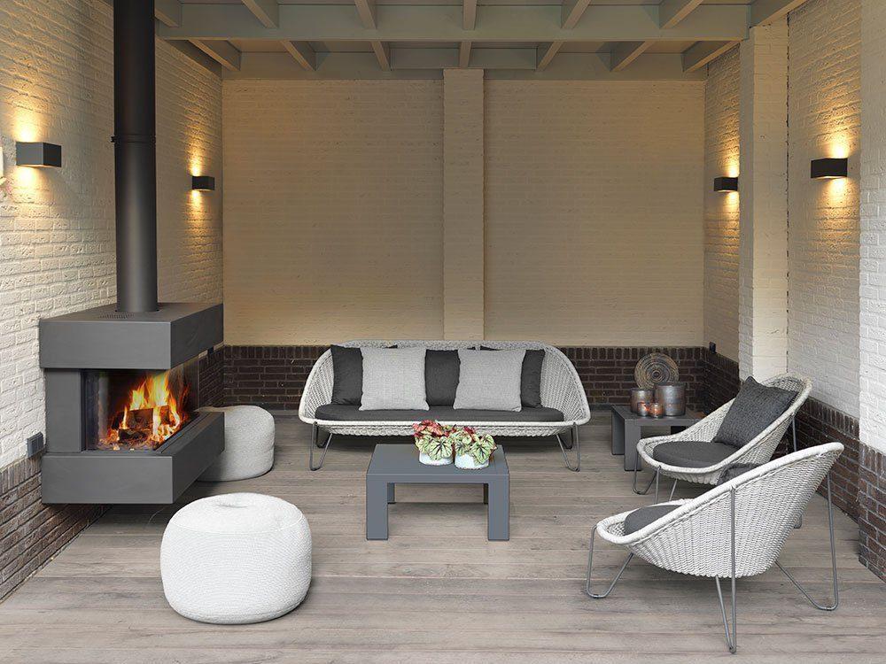 borek pasturo lage bank lounge sofa rope