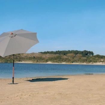 borek parasols cannes houtstok parasol
