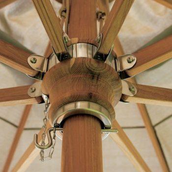 borek parasols st. tropez houtstok