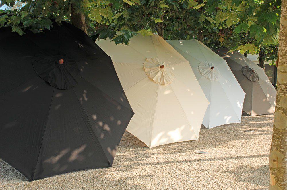 borek parasols lugano houtstok