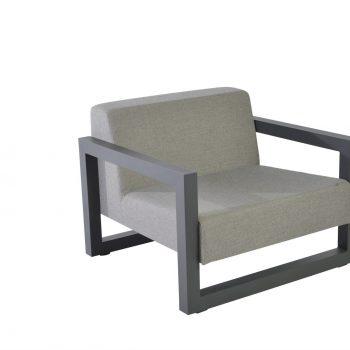 Borek - Bergen lage fauteuil - Remy Meijers | Bogarden Buitenmeubiliar