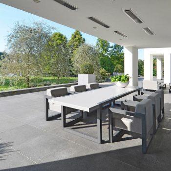Borek - Bergen stoelen en tafel | Bogarden Buitenmeubilair