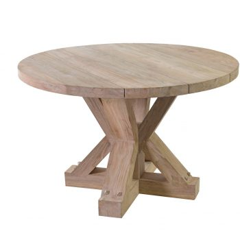 Maax & Luuk - Jim tafel ⌀120 | Bogarden Buitenmeubilair
