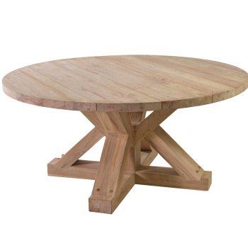 Maax & Luuk - Jim tafel ⌀160 | Bogarden Buitenmeubilair