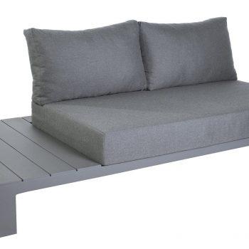 max & luuk mike eindmodule lounge aluminium