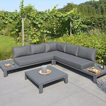 max & luuk mike hoek module lounge aluminium