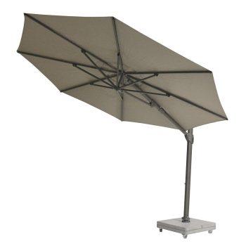 max & luuk vince parasol vrijhangend aluminium