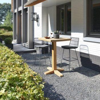 max & luuk faye bar stoel fiber