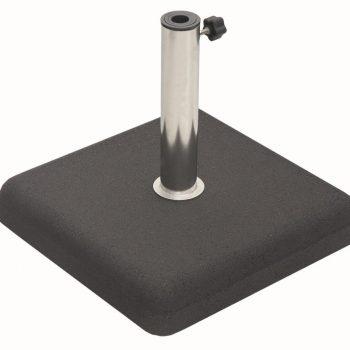Betonvoet 35 kg 25-55 mm inclusief RVS buis