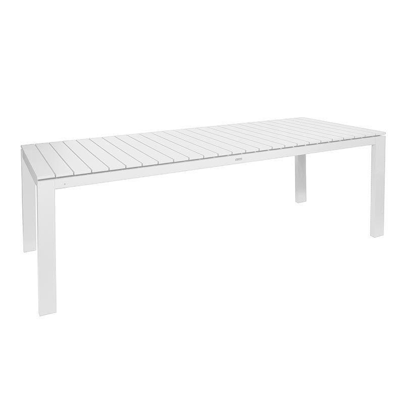 max & luuk morris tafel aluminium