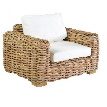 max & Luuk scott lage fauteuil lounge fiber