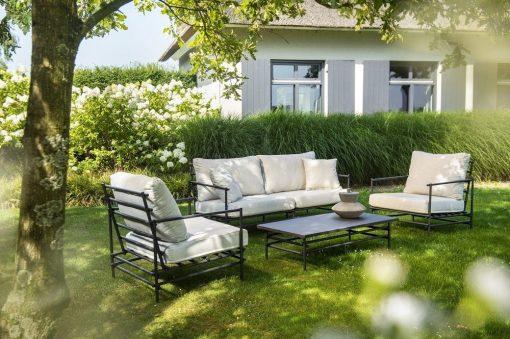 Yoi Furniture - Ki lounge set   Bogarden Buitenmeubilair