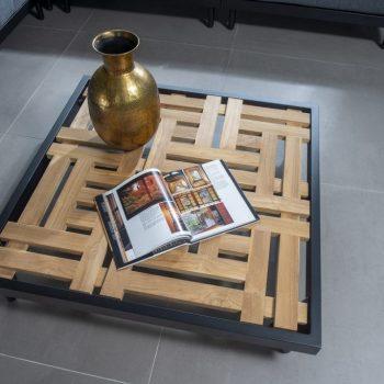 Yoi Furniture - Natsu bijzettafel - detail | Bogarden Buitenmeubilair