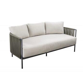 Yoi Furniture - Umi lage bank - groen | Bogarden Buitenmeubilair