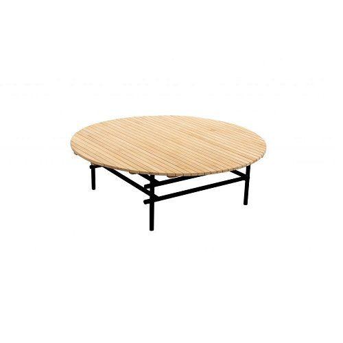 Yoi Furniture - Ki bijzettafel 106 - zwart | Bogarden Buitenmeubilair