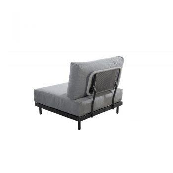 Yoi Furniture - Natsu lage fauteuil - rug | Bogarden Buitenmeubilair