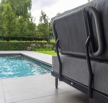 Yoi Furniture - Natsu lage fauteuil - rugsteun | Bogarden Buitenmeubilair