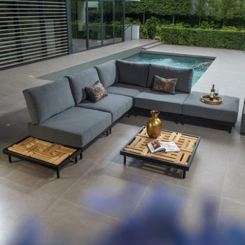 Yoi Furniture - Natsu corner set | Bogarden Buitenmeubilair